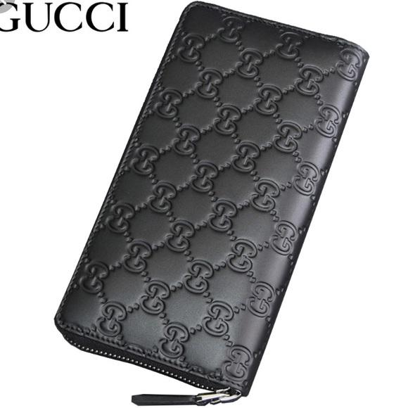 0c8d37e5ef55 Gucci Bags | Sale Leather Monogram Bow Wallet | Poshmark